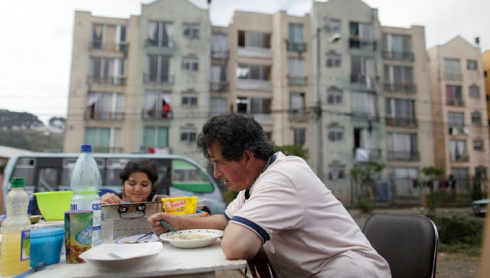 Las familias en quiebra caen un 16,5% y un 13,7% las empresas