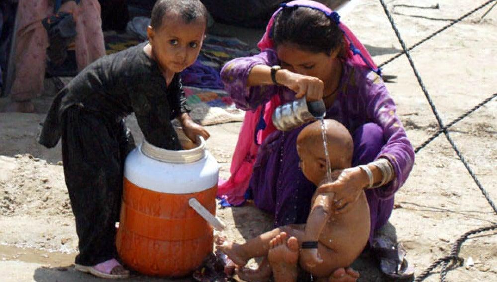 Catástrofe de Pakistán