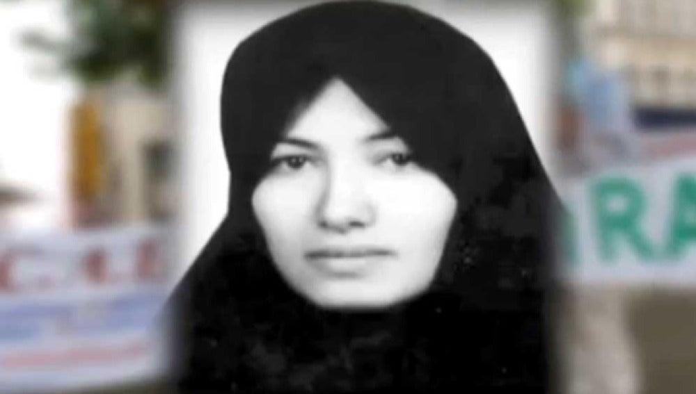 La joven iraní condenada a ser lapidada