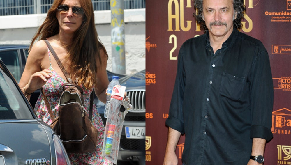 ¿Lydia Bosch y José Coronado juntos?