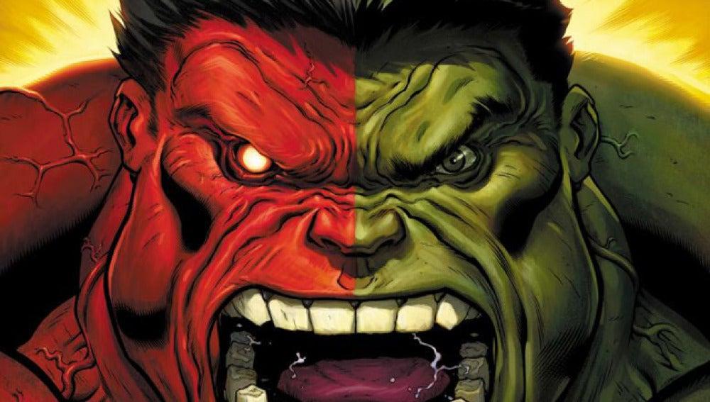 Hulk, el héroe de Marvel
