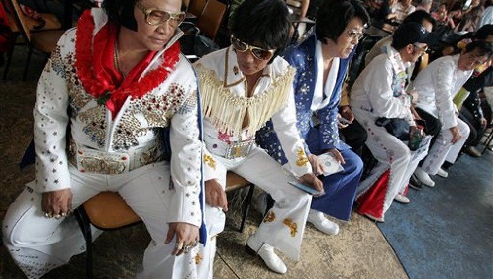 Homenaje a Elvis Presley en Filipinas