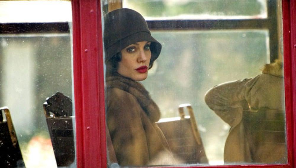 Angelina Jolie en 'el Intercambio'