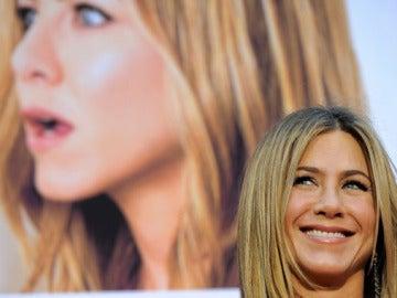 Jennifer Aniston en la premier
