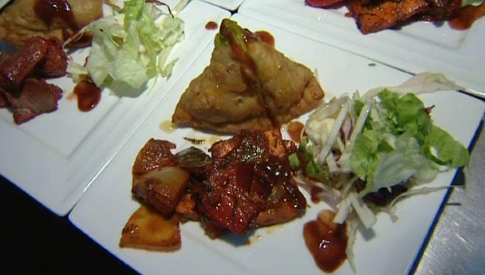 Viajar por la India a través de su gastronomía y su cultura, en un restaurante de Santa Cruz de Tenerife