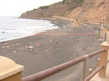 Se reabre la playa de El Socorro, en Los Realejos, en Tenerife