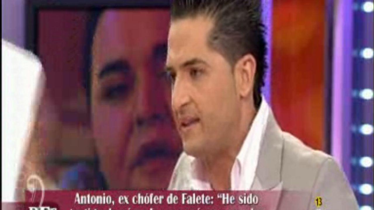 Actor Porno Español Ex Falete el chófer de isaac da su opinión