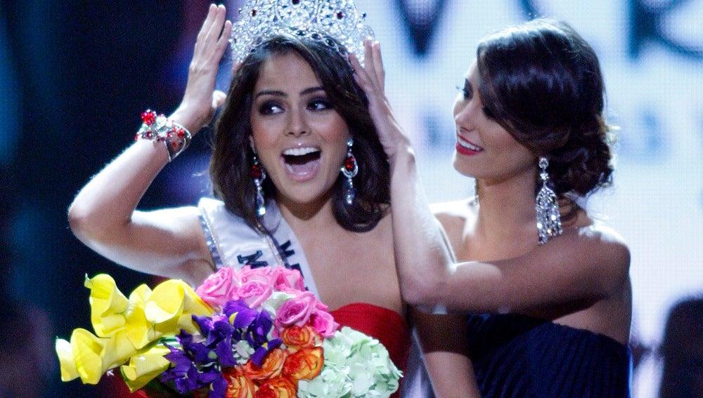 Miss México coronada como Miss Universo
