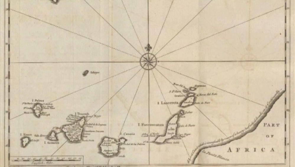 Estudio del pasado y futuro del archipiélago canario