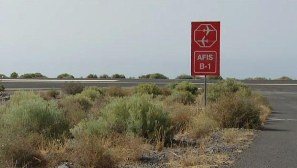 Próximamente el aeropuerto de El Hierro contará con el polémico sistema AFIS