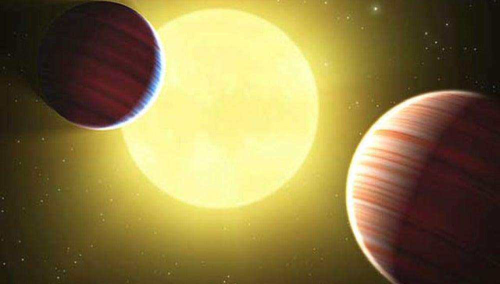 La misión Kepler descubre un nuevo sistema solar