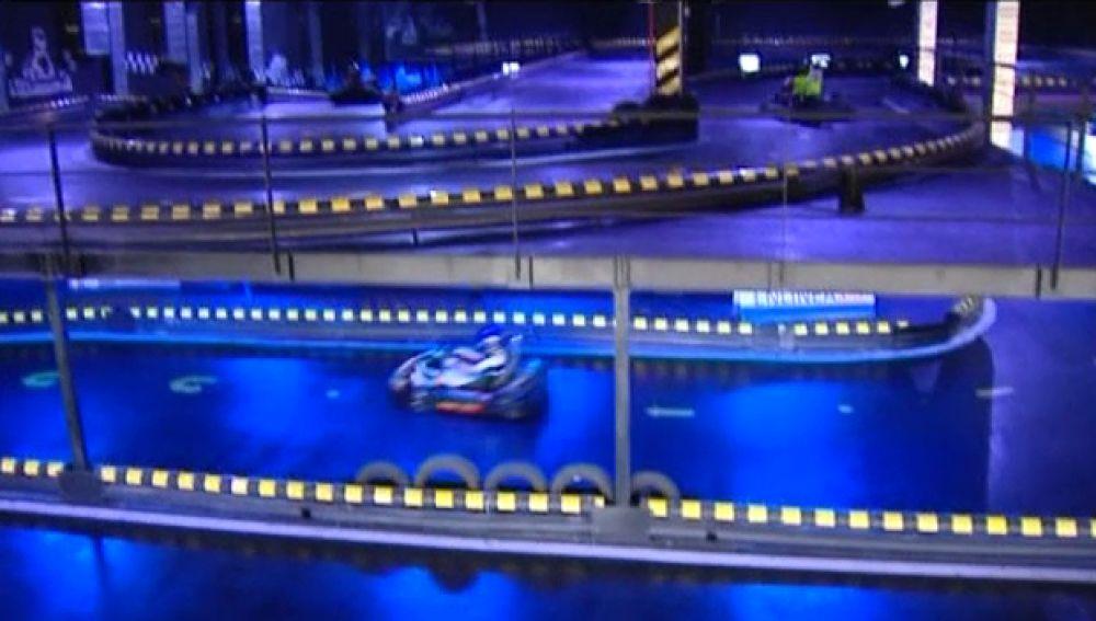 Gran Canaria pone en marcha uno de los circuitos para karts más grandes de España