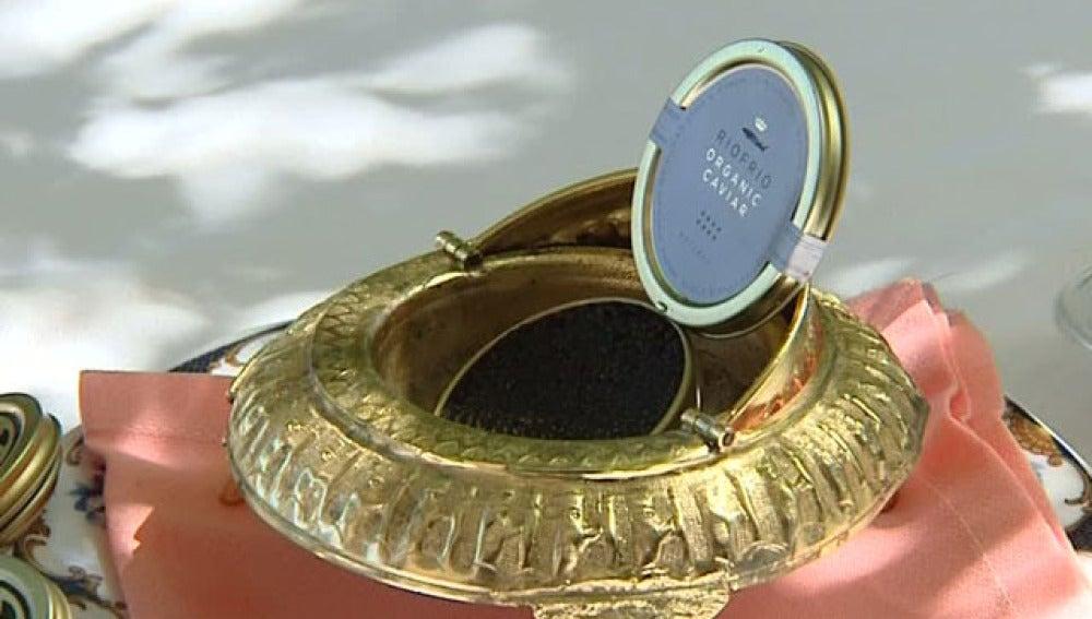 El caviar de Riofrio