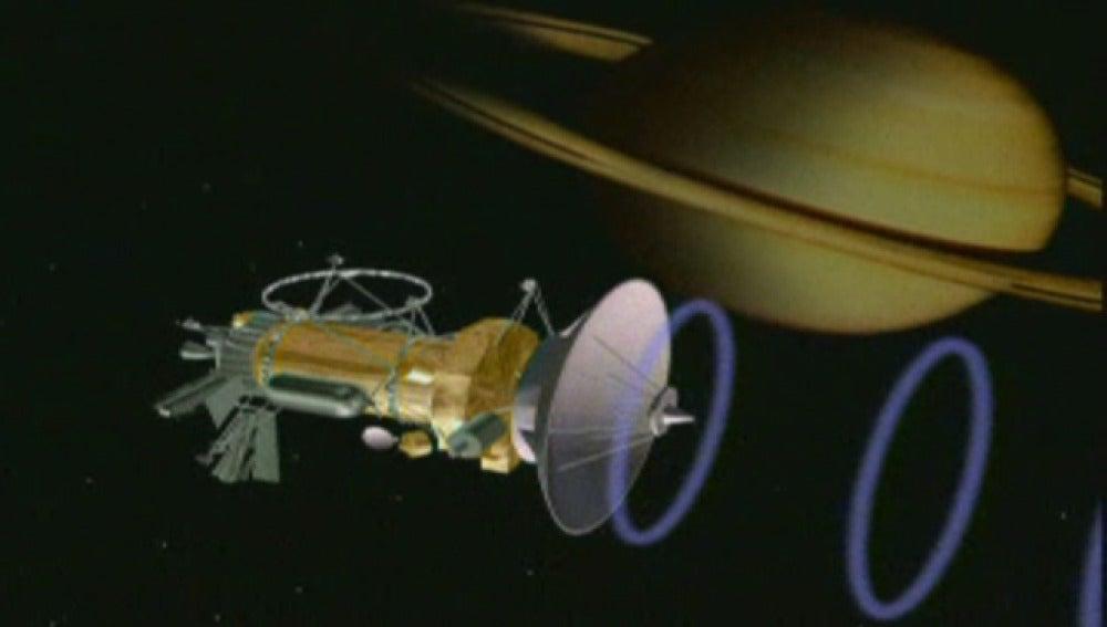 La sonda Voyager