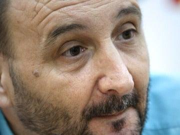 El secretario general del SUP, José Manuel Sánchez Fornet