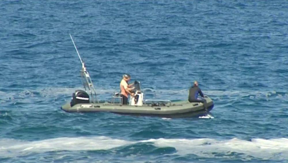 Aparece el cadáver del pescador desaparecido en Tacoronte