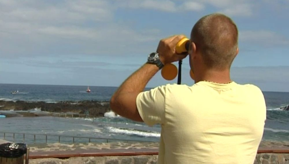 Pescador desaparecido en costas tinerfeñas