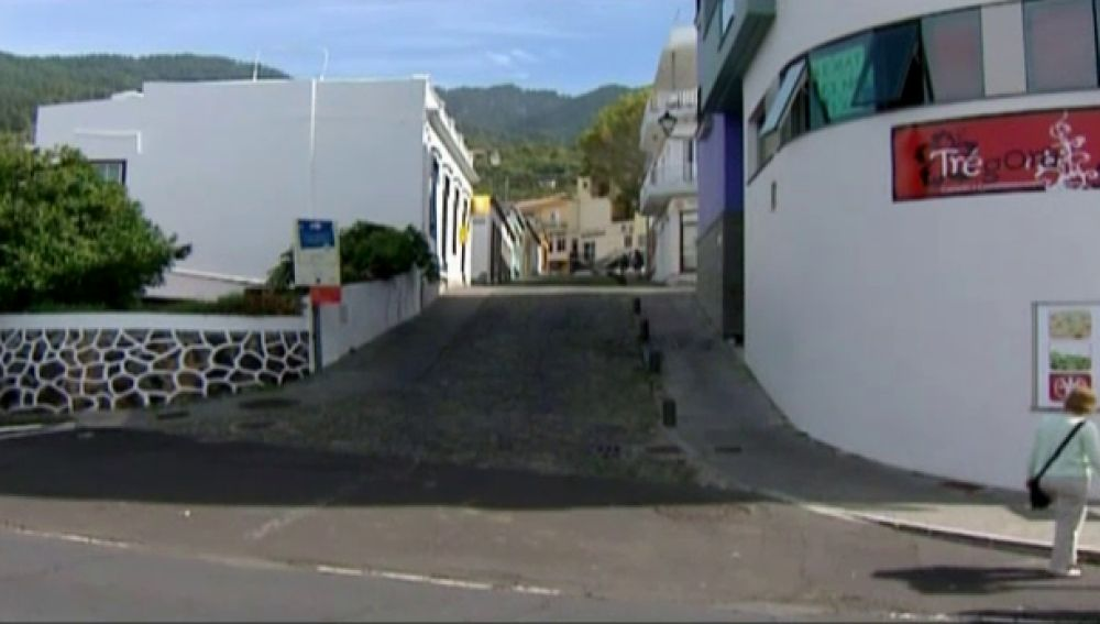 Parto trágico en Tijarafe, La Palma