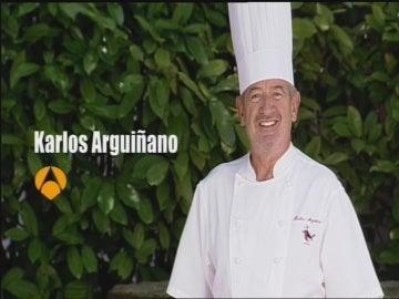 Arguiñano cocina en Antena 3