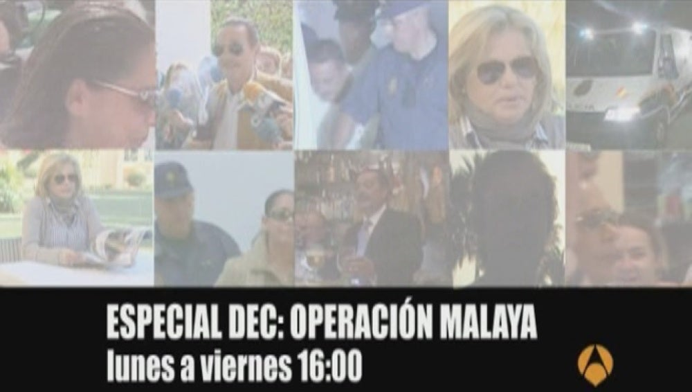 Especial Operación Malaya