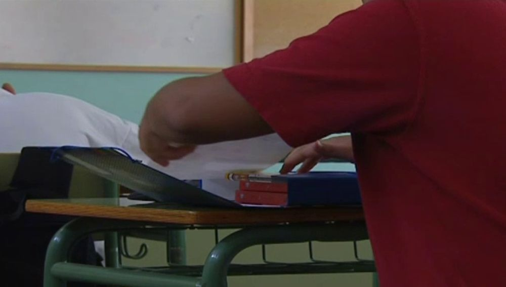Incidencias en algunos centros escolares al comienzo del curso