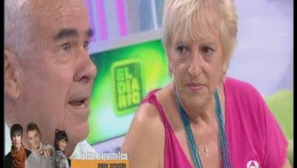 """""""Quiero volver con Benito"""""""