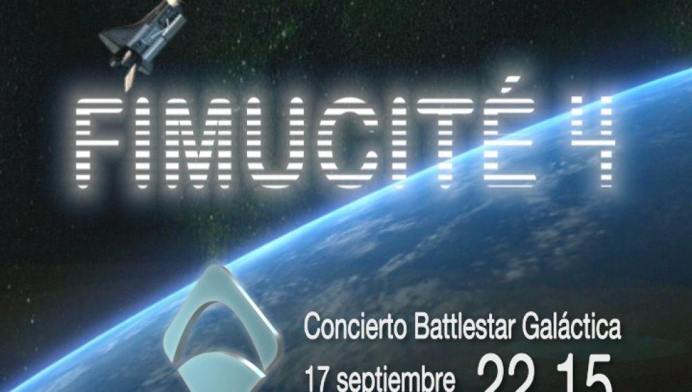 FIMUCITE Battlestar Galactica CORTIPROMO