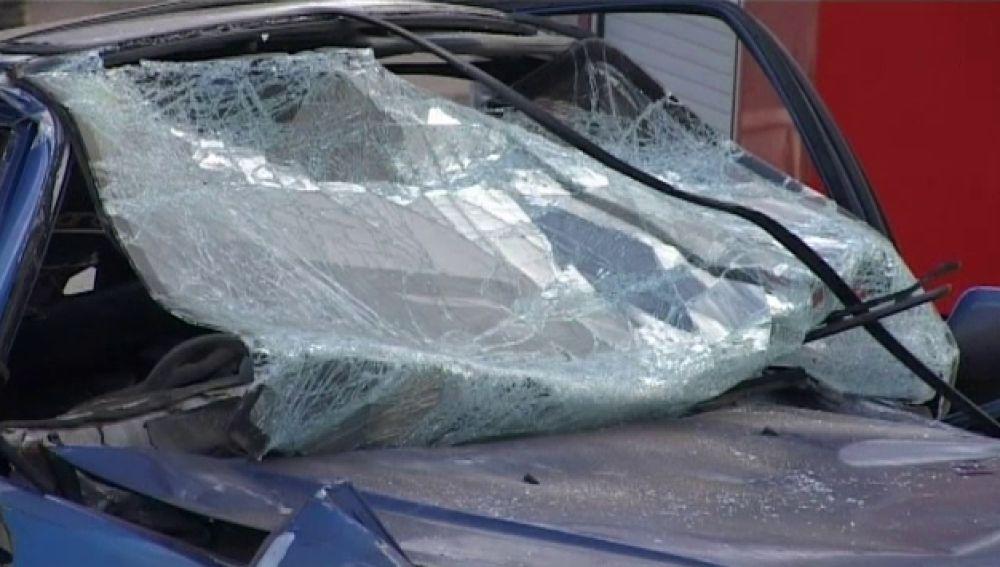 Muere un joven de 25 años en un accidente de coche en Lanzarote