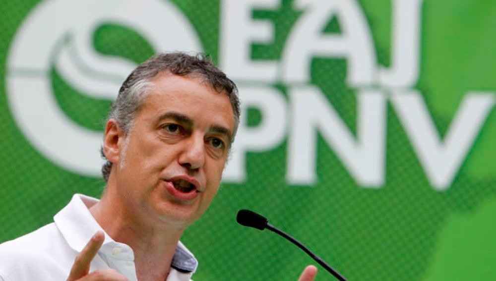 Urkullu tacha de 'provocación' la prohibición de la marcha de Bilbao