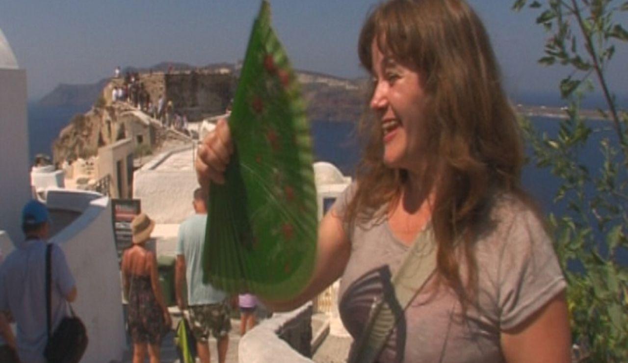 Arena Mix, Encontrar pareja en Santorini,  programa 9
