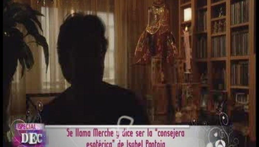 """La asesora espiritual:""""Advertí a Isabel"""""""