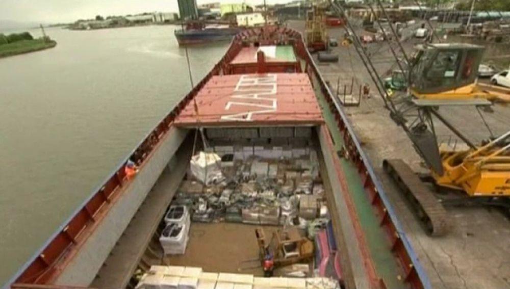 """""""La flotilla de la independencia"""" partirá hacia El Aaiún"""