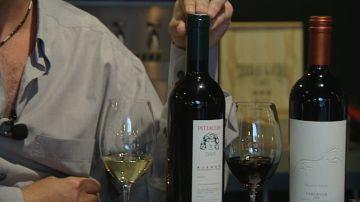 Una cata de vinos