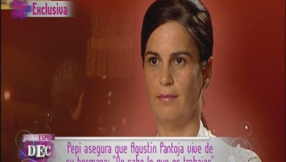 """""""Agustín Pantoja no es nada en la vida"""""""