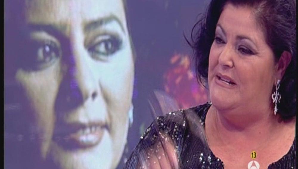 """""""María le dio un puñetazo al """"Golosina"""""""