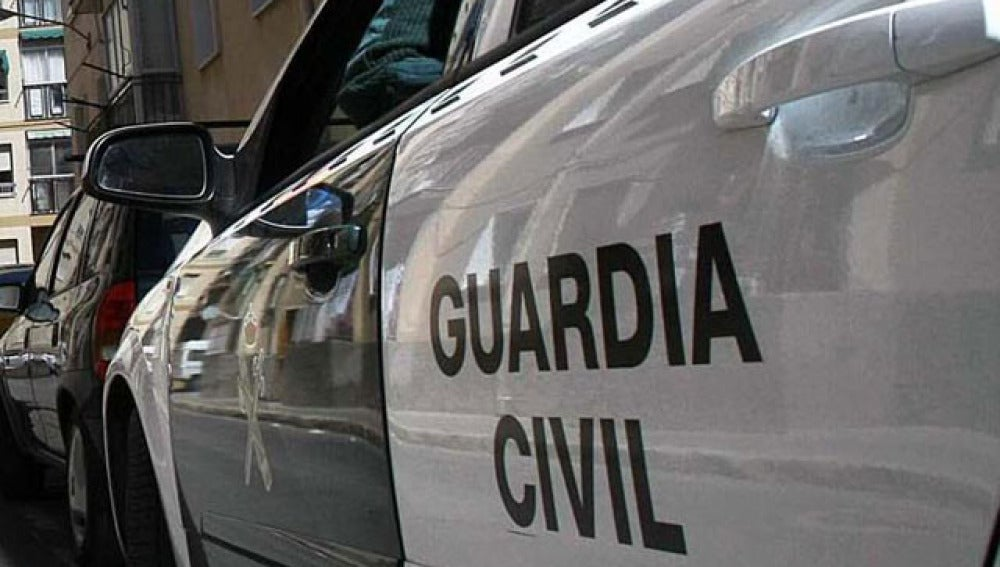 La Guardia Civil ha desarticulado la red