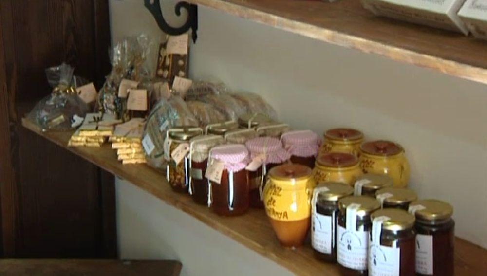 Tienda exclusiva de productos hecho por monjes y monjas