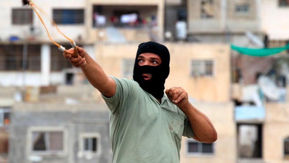 Disturbios en Jerusalén