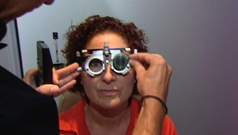 Visita al oftalmólogo