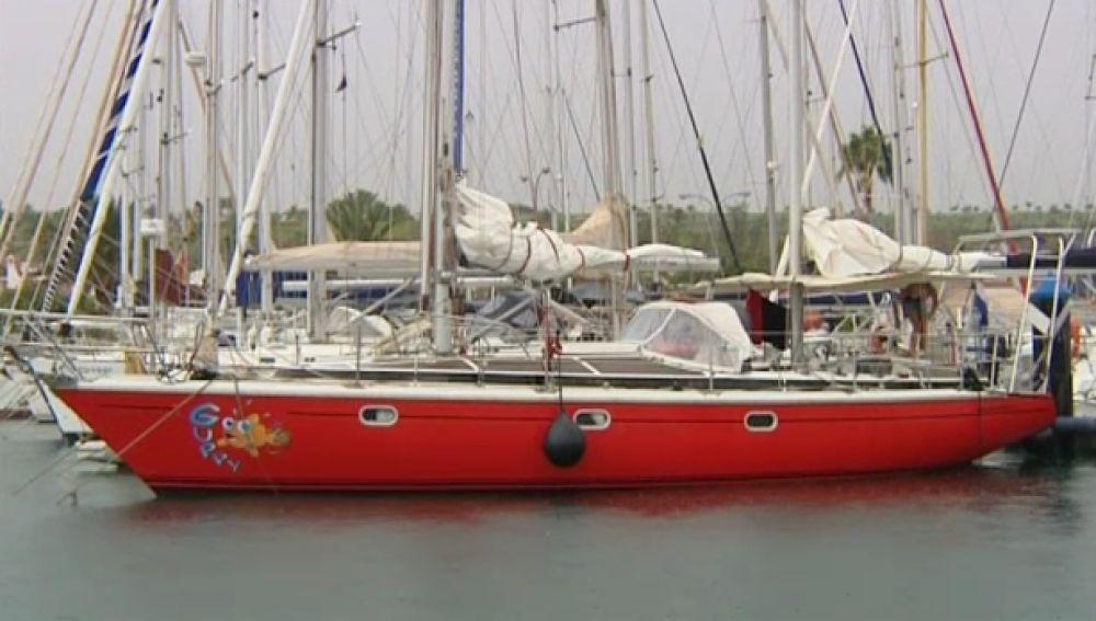 La navegante más joven del mundo llega a Gran Canaria
