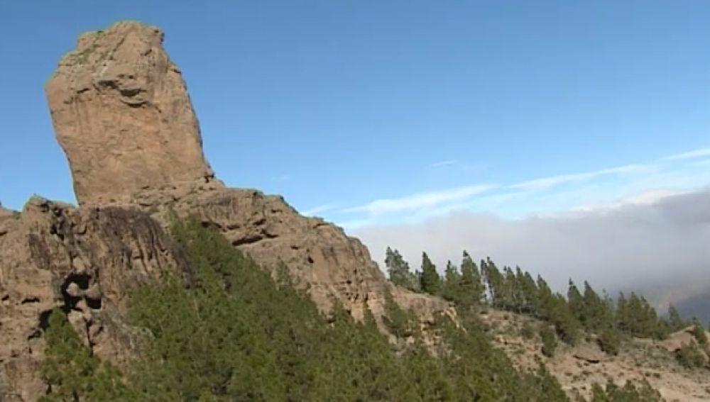 Las cumbres de Gran Canaria espacio natural protegido