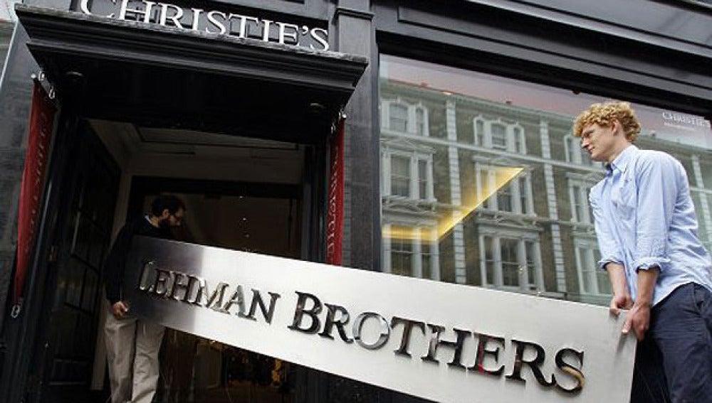 Los bienes de Lehman Brothers, a subasta