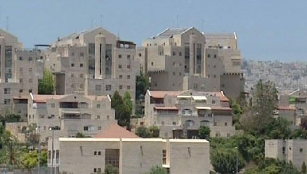 Casas de los israelíes