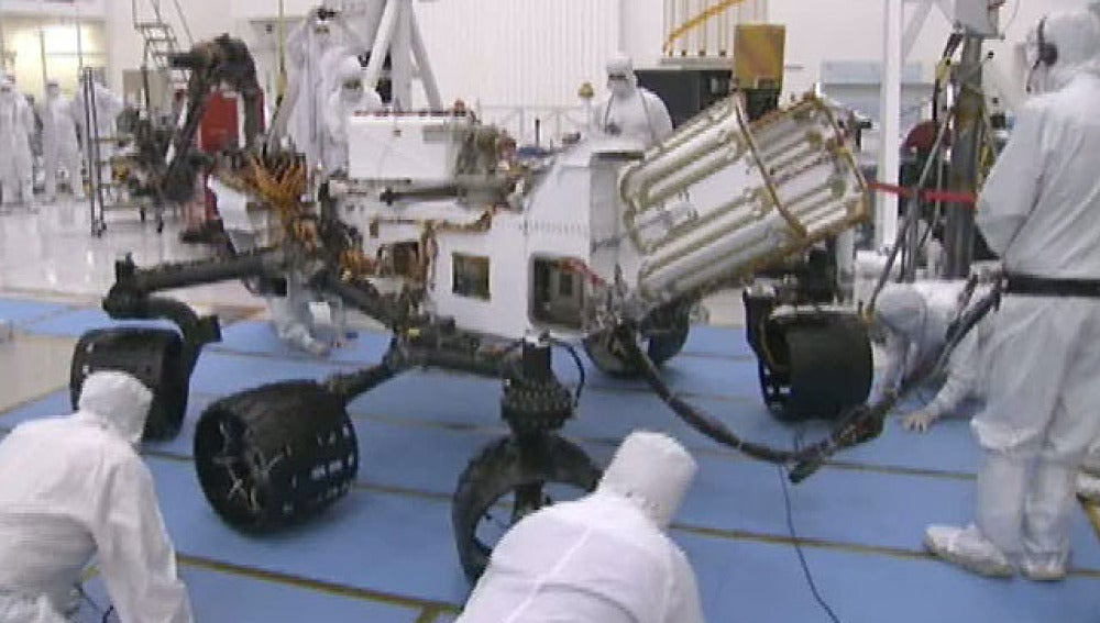 Nuevo explorador para Marte