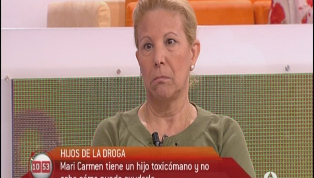 El drama de Mari Carmen