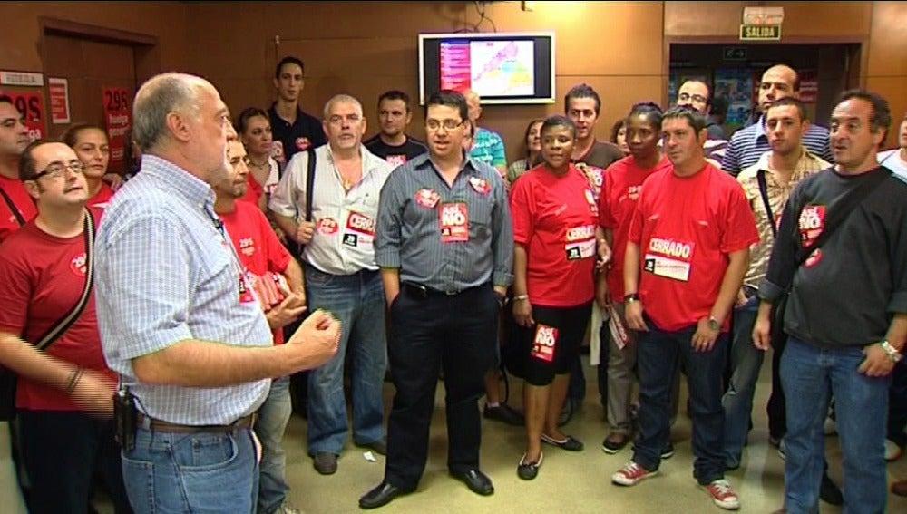 Los sindicatos se preparan para la huelga