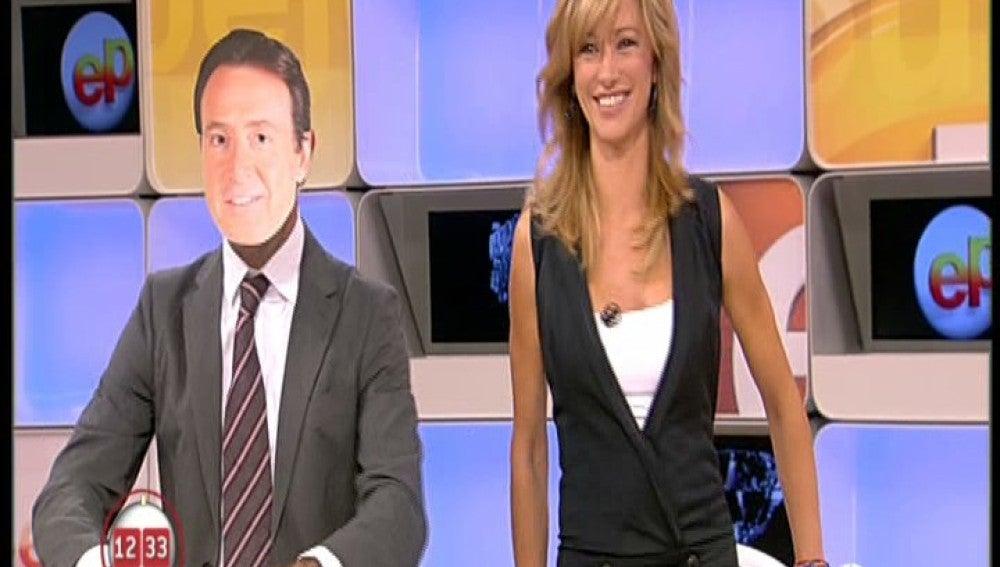 Susanna vuelve a la Noticias