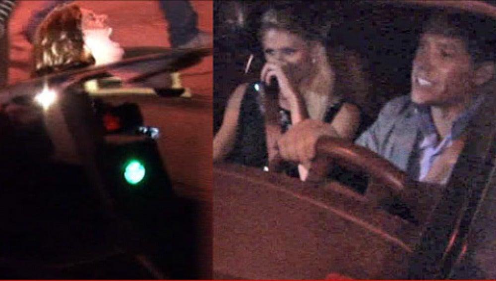 Paris Hilton y su novio atropellan a un reportero