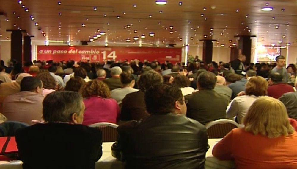 El PSOE elige este domingo a su candidato a la Presidencia del Gobierno