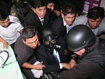 Rescate de Correa
